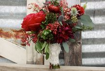 shades of red inspiration / Romantic, passionate reds!