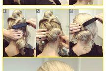 Hair & makeup / hair_beauty