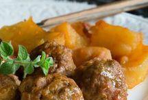 Διάφορες συνταγές με κρέας και κιμά