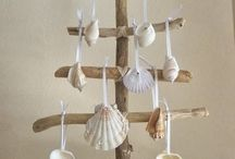 Shell and Driftwood Craft