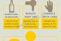 All things hair! / Self-teachings about healthy haircare. Training myself to be a lifelong learner ... Healthy mind, body and soul journey.