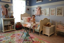 Blue Nurseries & Kids Rooms / by Apartment Therapy Family
