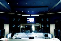 Forum Studios - Studio Master / Forum Studios are world-class studios based in the heart of Rome. Forum Studios provide a unique recording experience.  The Studio Master, with its elegance and acclaim, is the ideal mixing room. At its heart of the studio is a SSL 4000E 56 Channels with automation and Total Recall, and a 5.1 Quested monitoring system. The wide range of resident outboard (PULTEC, AMS, UREI...) makes this control room perfect and well-rounded for every kind of project, from discography to movie soundtracks.