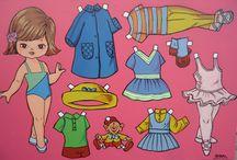 infantiles / mis cuadros en acrílico sobre tabla