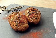 Recetas con Patatas / Distintas recetas de los blogs que puedes hacer con las patatas. Entra para ver más en Recetea.com
