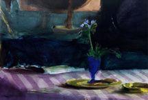 Greek painters - Tetsis Panagiotis