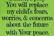 Gebed vir kinders