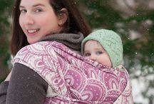 baby carriers / by Joselyn Lee