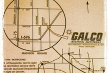 Favorite Places & Spaces / by Galco Industrial Electronics