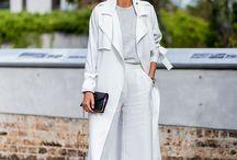 Moda en la calle: Trench Coats