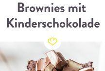 Blechkuchen/Brownie