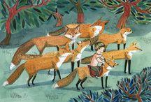 FOXIES!