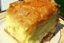 Greek pastry