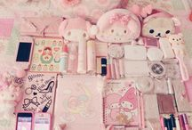 A little bit of everything / This is a jumble of random kawaii items