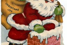Vintage Christmas / Old Christmas Cards, Pictures, and art / by Maxi Burger
