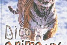Carnet de lecture 6e4 : les documentaires animaliers