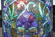 Stained & Painted Glass