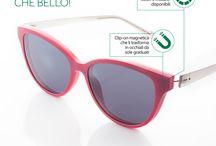 Linea sole / Scopri tutte le nostre linee più trendy per proteggere i tuoi occhi dai raggi UVA!