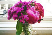 The Last Flower Standing / Du hast in Deinem alten Bouquet noch einige standhafte Blumen entdeckt? Schmeiß sie bloß nicht weg, sondern kürze und arrangiere sie neu! Hier findest Du einige Ideen dazu.