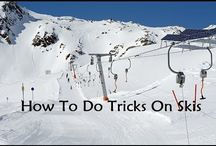 How To Do Tricks On Skis