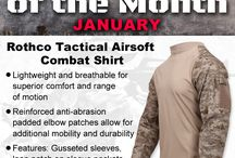 Rothco's Gear of the Month #GOTM