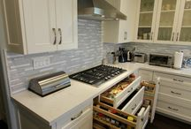 Kitchen Cabinets / Beautiful design build Custom cabinets