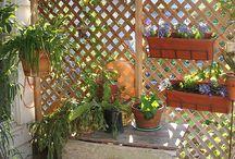 Garden trellis