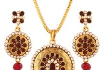 Gold Plated Indian Jewellery