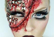 Artístico/ caracterización. MakeUp
