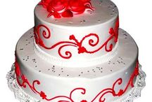 Wedding Cakes / Explore Cakes and Combos with creative wedding cakes and elaborate wedding cake decorations