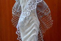 Textilszobrászat TikoTextil technikával / 3D Textilművészeti alkotások. Tar Ildikó, aranykéz díjas képzőművész munkái.