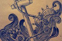 Sailors tattoo