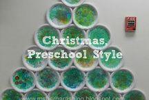 Jul i förskolan