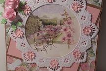 Bloemenmal kaarten