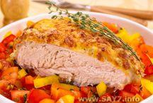 Мясные рецепты