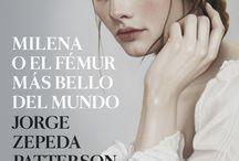 Libros / by Mila Acuña