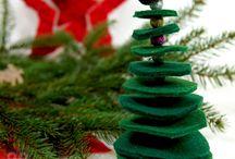 Weihnachtliches Basteln