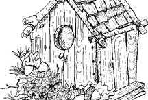 Colouring pages/printables