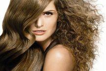 capelli da curare
