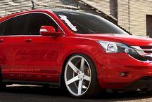Modified Honda CRV (4th generation) / Modified Honda CRV (4th generation)