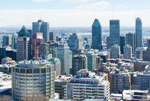 Canada / Voyages, paysages et visites au Canada