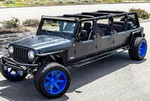 STRETCHED 6 DOORS and + Customized