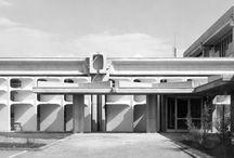 STABILIMENTO KODAK / STABILIMENTO KODAK Caserta – 1974 Architettura: Gigi Ghò Strutture: Aldo Favini