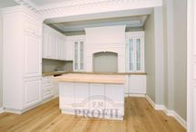Kitchen furniture / Kitchens made by FMProfil