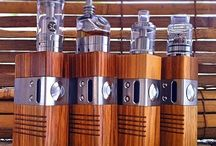Beautiful Vaping Mods & Pens / From intricate engineering to lush designs, here is a collection of the coolest vaping mods we've found online. We hope you find inspiration!