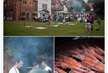 BBQ With Brulee / Why not make your summer get-together a little more chic? We offer on-site BBQ catering and we're always open to working with you to get creative! Check out some of these great photos we found with chic and stylish spring/summer events.