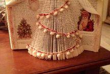 kerstboek boom