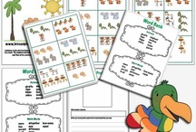 lesson plans / printables / by Renae Ba