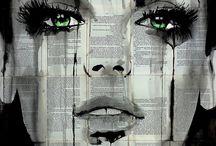 GCSE artwork