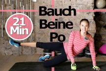 Fitness- und Workout Videos